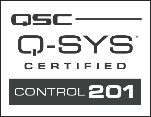 Q-Sys control 201
