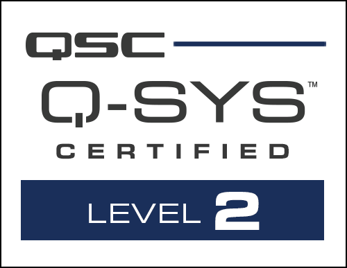 Q-Sys level 2